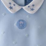 Rock a Bye Baby Baby Boy 2Pc Set , Light Blue - JCGAW20S19224
