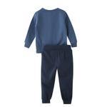 Genius Boys Sweatshirt With Full Pant Set , Blue/Navy - HDGLW20B2059