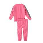 Genius Girls Sweatshirt With Full Pant Set , Pink - HDGLAW202137