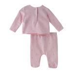 Rock a Bye Baby Baby Girls 2pc Set , Pink - JCGAW20S19367