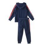 Genius Boys Hoodie With Full Pant Set , Navy - HDGLAW20B2207