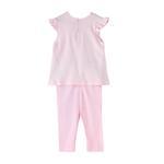 Rock a Bye Baby Girls 2 Pcs Set , Baby Pink , JCGS20R18207