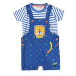 Lily & Jack Baby Boys 2 pcs set ,Blue/White,JCGS20R18176