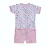 Smart Baby Baby Girls 2 Piece Set,Light Pink-BIGCG115CHLP