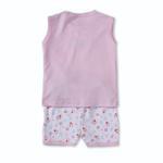 Smart Baby Baby Girls 2 Piece Set,Light Pink-BIGCG116AILP