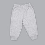 Smart Baby Baby Girl Sweatshirt With Full Pant Set , Airforce Blue/Grey - SIMGA20911024