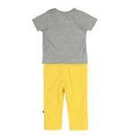 Lily & Jack Baby Boys 2 pcs set ,Grey/Yellow-JCGS21R18361