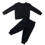 Smart Baby Baby Boys Sweatshirt With Full Pant Set , Navy - HDGLW20B2124