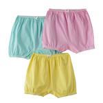 Genius Girls 3 Piece Bloomer Panty Set , Multi - BAGB20103Y