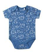 Home Grown Baby Boy 3 Piece Bodysuit Set , Multi - JCGS21T20367