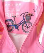Genius Girls 3pc Set , Pink/Grey - MCGAW209121