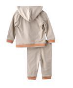 Smart Baby Baby Boys 3pc Set , Sand Beige - MCGAW29334