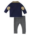 Lily And Jack Baby Boys 3Pc Set , Navy - JCGAW20S19391