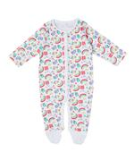 Smart Baby Baby Girls 3 Piece Pack Sleepsuit,Multicolor -TCGLSS21IB60