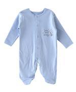 Smart Baby Baby Boys 3-Piece Sleepsuit , Multicolor -TJGVPB04