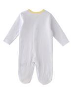 Smart Baby Baby Girls 3-Piece Sleepsuit , Multicolor -TJGVPG01