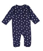 Smart Baby Baby Girls 3 Piece Pack Sleepsuit,Multicolor -TCGLSS21IB59