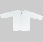 Smart Baby Baby Unisex 3pcs Pack Fullsleeve T-Shirt , White - NCGSS21SBW06