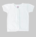 Smart Baby Baby Unisex 3pcs Pack T-Shirt , White - NCGSS21SBW05