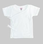 Smart Baby Baby Unisex 3pcs Pack T-Shirt , White - NCGSS21SBW02