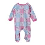Rock a Bye Baby Baby Girl 5 Pieces Combo Set,Floral-JCG18475