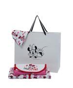 Disney Minnie Mouse Baby Girls 5pcs Set,Red/White-TCGLSS21GP13
