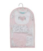 Disney Marie Baby Girls 5pcs Set,Light Pink/White-TCGLSS21GP14