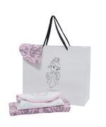 Disney Princess Baby Girls 5pcs Set,Pink/White-TCGLSS21GP16