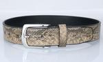 Nexgen Juniors Boys Leatherette Belt,Beige