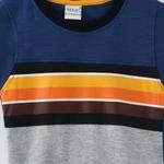 Genius Boys T-shirt With Bermuda Set,AirForce - SNGS2034672
