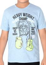 Genius Boys T-shirt with Bermuda Set,Blue Mellange/Black-SIMGS21211064