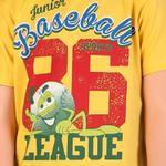 Genius Boys T-shirt With Bermuda Set, Yellow/Green-SIMG21438Y