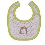 Smart Baby Baby Girls Bib, Green-BAGCG111JGREEN