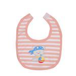Smart Baby Baby Boys Bib, Peach-BAGCB210JPEACH