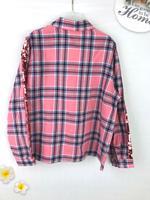 Nexgen Girls Girl Blouse,Pink,GEGSS2020278