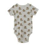 Chiquitos Baby Boys Bodysuit , Cream - BAGCB104