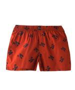 Nexgen Juniors Boys Boxer Shorts, Rust - SIMGSS215003A