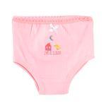 Smart Baby Baby Girls Plain Brief,Pink-BIGCG119JPNK