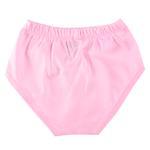Smart Baby Baby Girls Plain Brief, Pink-SIMG48001BBS