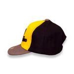 Batman Baby Boys Cap , Yellow/Black - TCGL10807A
