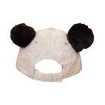 Disney Mickey Mouse Boys Cap , Black/Grey Melange - TCGL11190A