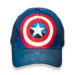 Avengers Boys Cap , Denim Blue - TCGLTRHA10963