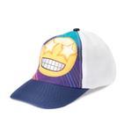 Emoji Boys Cap , Blue/White - TCGLTRHA1887