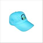 Le Crystal Girls Adjustable Baseball Cap,Blue, FMGFY2B