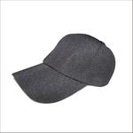 Le Crystal Girls Adjustable Baseball Cap,Black, FMGLL10B