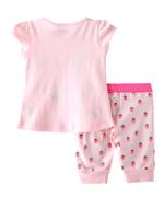 Smart Baby Baby Girls T-Shirt With Capri Set,Baby Pink/Pink - SNGSS2137555
