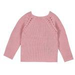 Smart Baby Baby Girls Cardigan , Pink-FMG26377-PNK