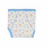 Smart Baby Baby Boys Diaper, Blue-BAGCB211IBLUE