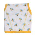 Smart Baby Baby Boys Diaper, Yellow-BAGCB209IYELLOW
