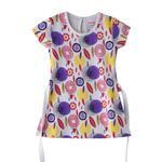Flower Girl Girls Dress,Multi,SIMGS20GFR019